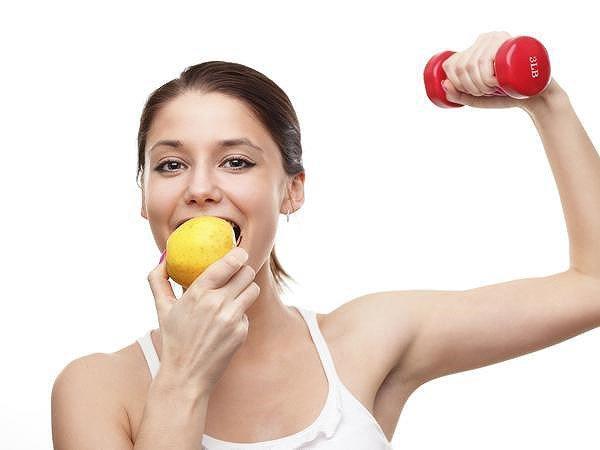 ăn gì để giảm cân sau khi tập thể dục