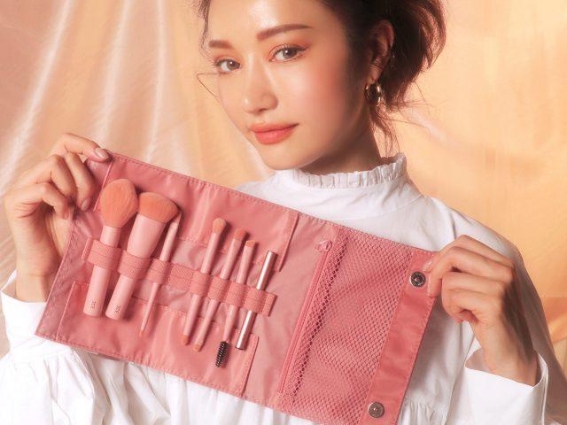 Bộ cọ trang điểm 3CE Mini Brush Kit Hàn Quốc