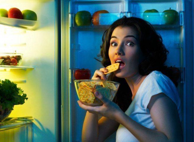 ăn gì để giảm cân vào bữa khuya