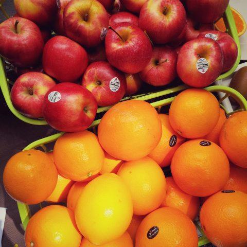 bữa sáng giảm cân với táo