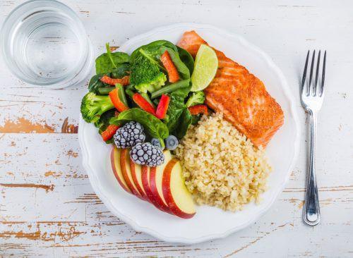 ăn gì để giảm cân vào bữa tối