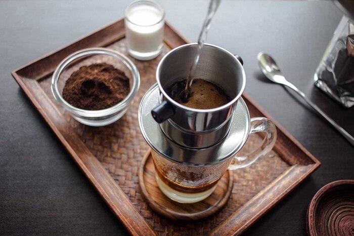 cà phê giảm cân nóng