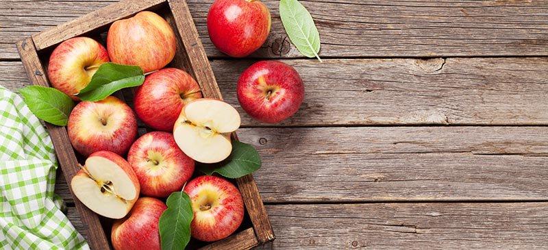 các loại trái cây táo