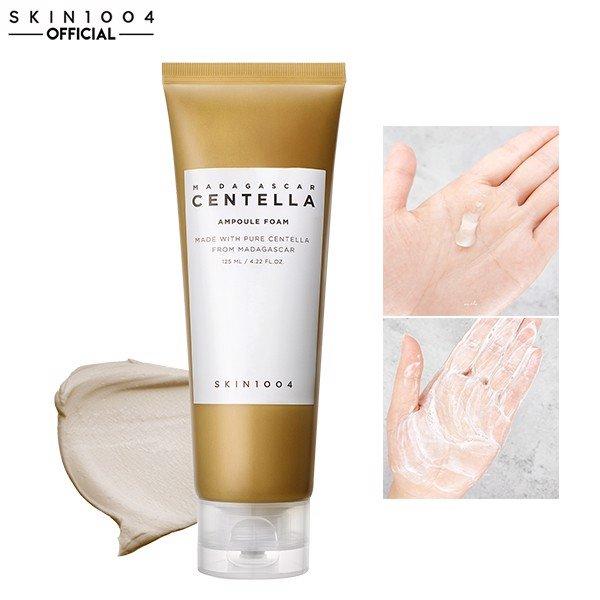 Skin1004 Madagascar Centella Ampoule Foam có thành phần cica