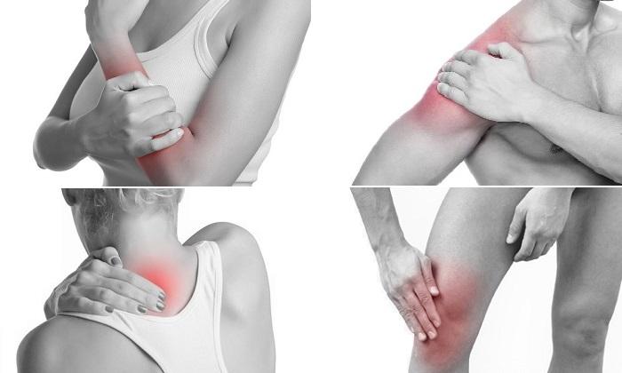 Thiếu vitamin D: Dễ bị yếu cơ và đau cơ