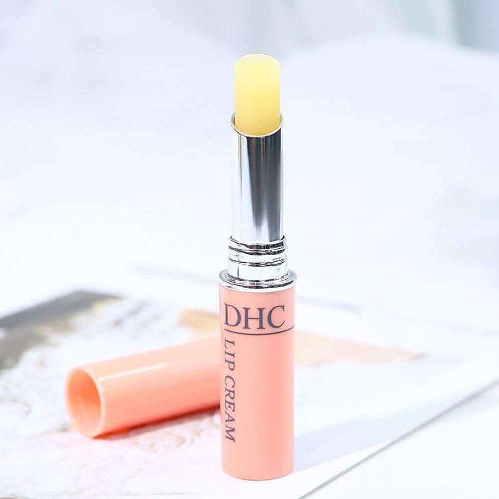son dưỡng môi không màu DHC Medical Lip Cream