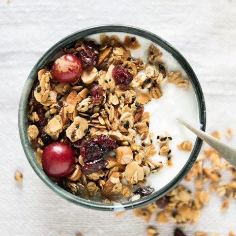 Cách nấu yến mạch giảm cân với rau củ