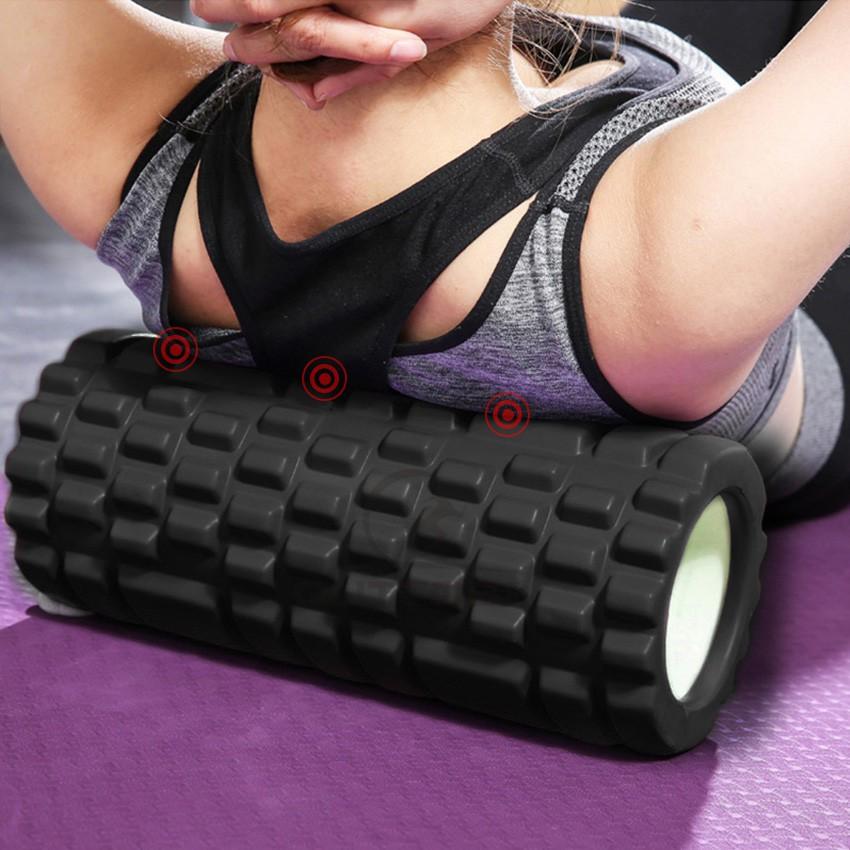 cách trị đau cổ nhờ sử dụng foam roller