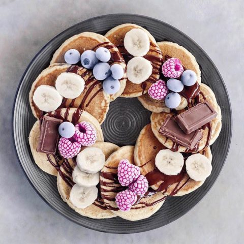 bữa sáng giảm cân nên hạn chế đường và đồ ngọt