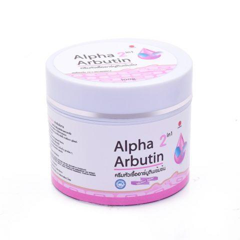 Kem dưỡng trắng da body Alpha Arbutin 2 in 1 Thái Lan