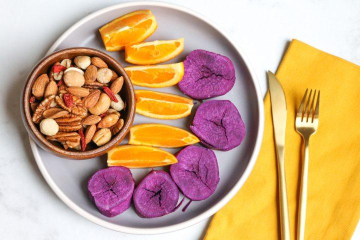 ăn gì để giảm cân - khoai lang