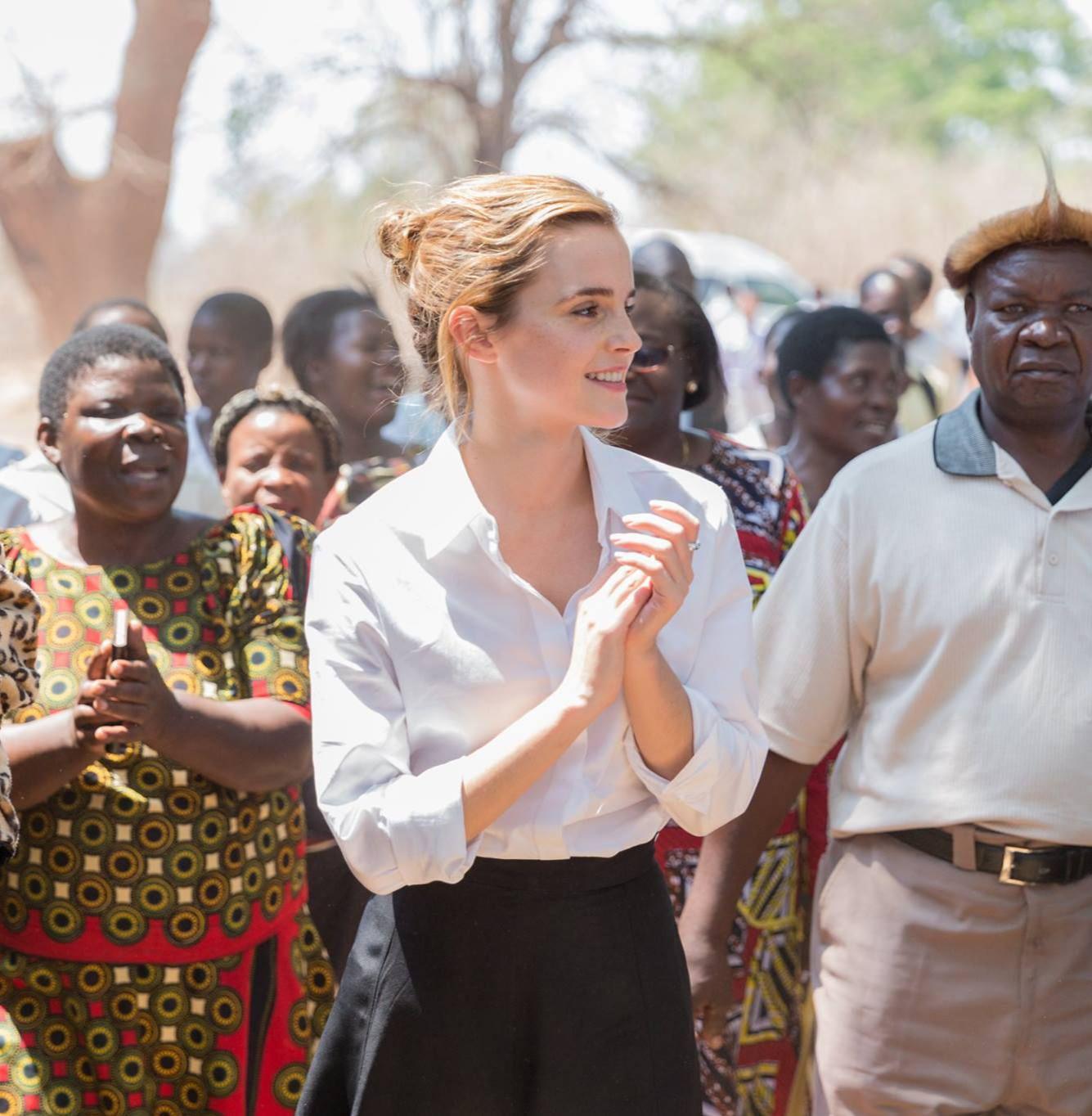 Cảm hứng làm đẹp từ Emma Watson