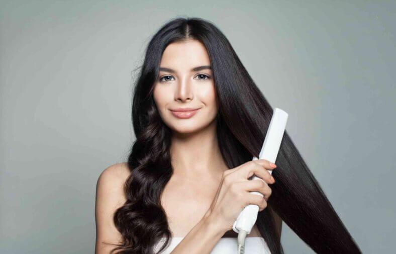 Cách sử dụng máy duỗi tóc tốt nhất để ép thẳng hay làm xoăn tóc