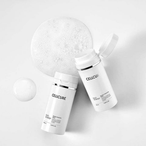 Mặt nạ sủi bọt Cellcure Duo-Vitapep Bubble Cleansing Mask