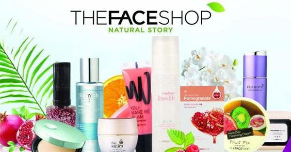 mỹ phẩm hàn quốc The Face Shop