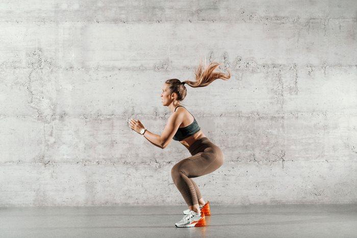 Bài tập thể dục giảm cân Aerobic - Thể dục nhịp điệu