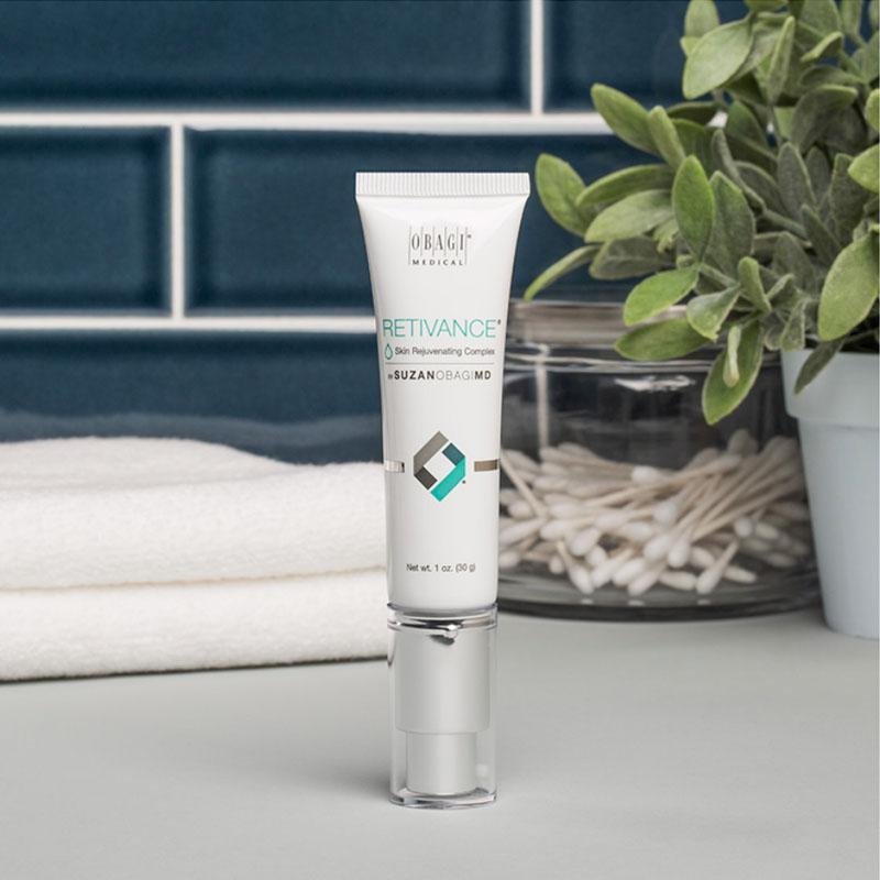 Retinaldehyde - Obagi Retivance Skin Rejuvenating Complex