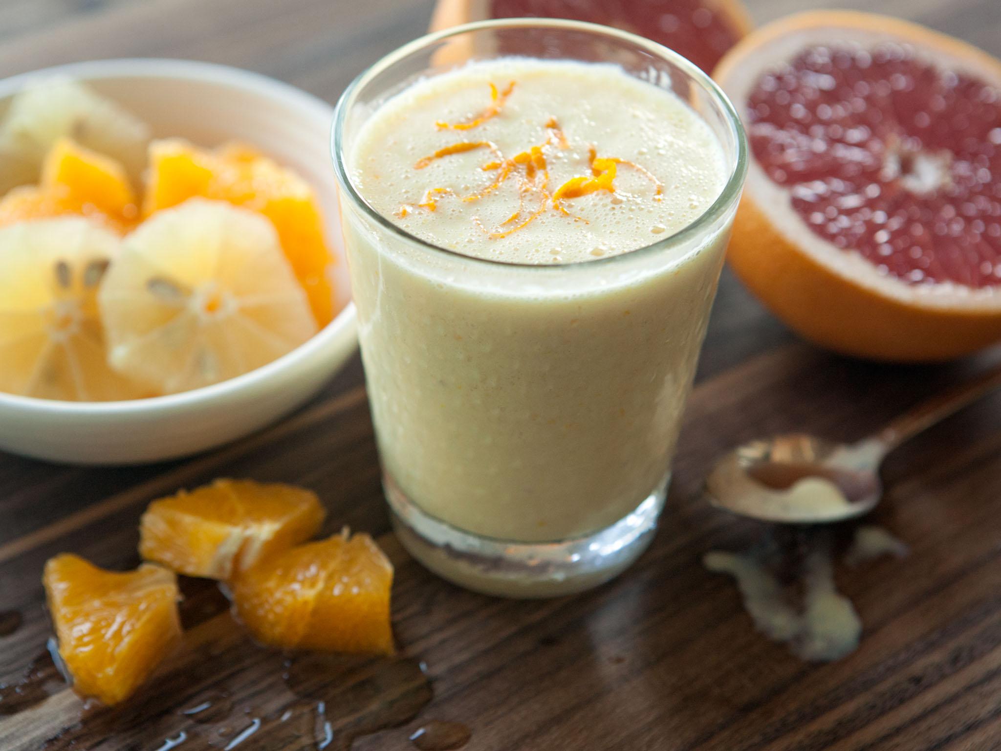 sinh tố vitamin C