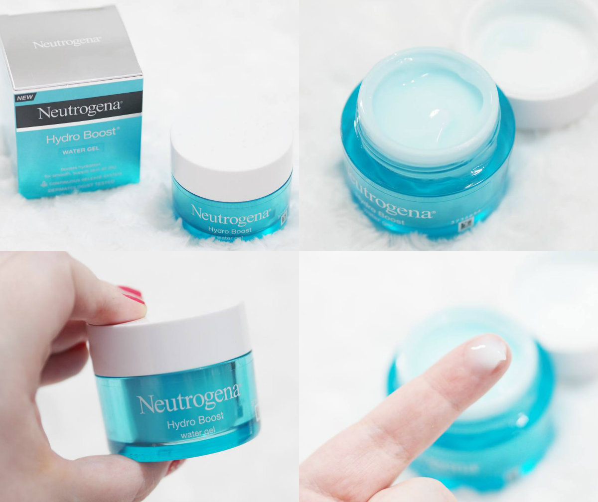 Kem dưỡng ẩm cho da dầu mụn Neutrogena Hydro Boost Water Gel 50ml