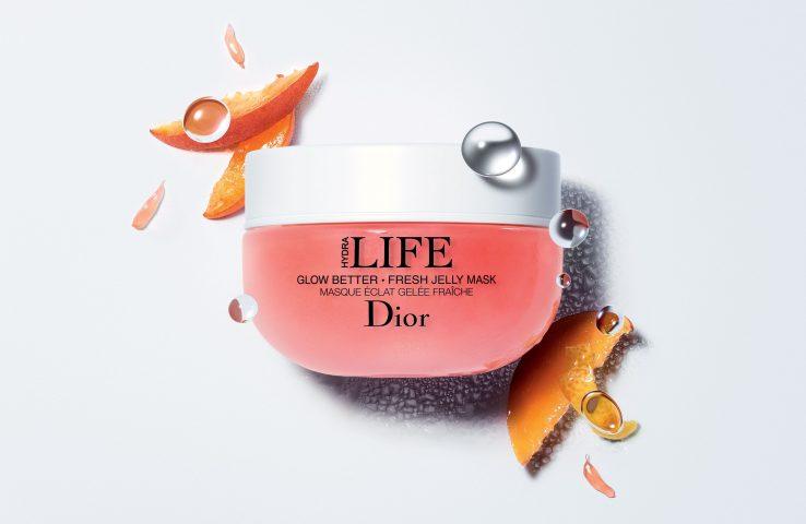 Dior Hydra Life Glow Better Fresh Jelly Mask