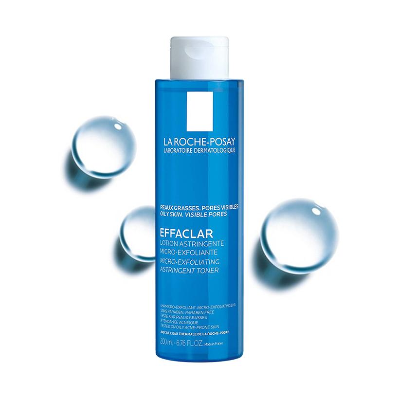 Toner La Roche Posay Effaclar Astringent sản phẩm trị mụn tốt nhất hiện nay