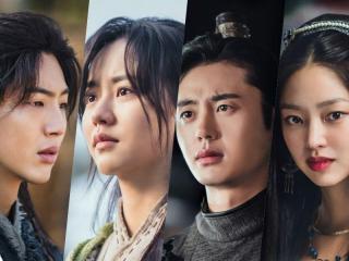 """Thần thái """"đỉnh cao"""" của Kim So Hyun trong River Where The Moon Rises đạt rating cao """"ngất ngưởng"""""""