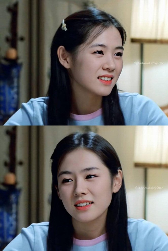 Nhan sắc gây sốt của Son Ye Jin ở tuổi 20.