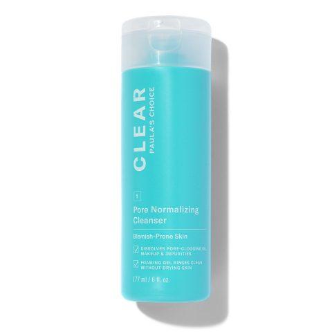 sản phẩm trị mụn tốt nhất hiện nay Paula's Choice Pore Normalizing Cleanser