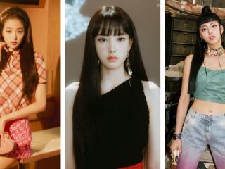 """""""Chiêm ngưỡng"""" hàng loạt visual của các idol nữ Hàn Quốc gen Z gây sốt MXH"""