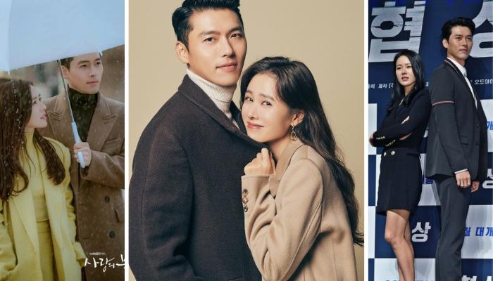 Ngắm loạt đồ đôi 'ăn ý' giữa Hyun Bin và Son Ye Jin trong Hạ Cánh Nơi Anh trên màn ảnh cho đến ngoài đời tư