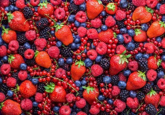 ăn gì để giảm cân - trái cây mọng nước giúp giảm cân đẹp da
