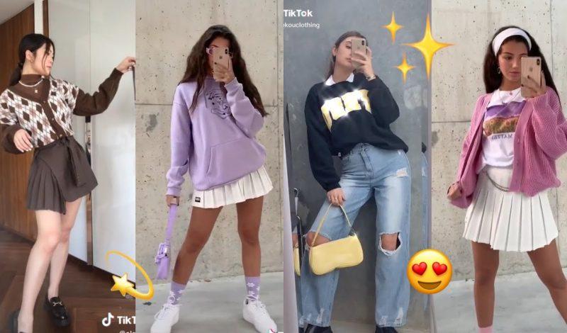 8 Xu hướng thời trang TikTok có sức ảnh hưởng nhất mùa hè năm 2021