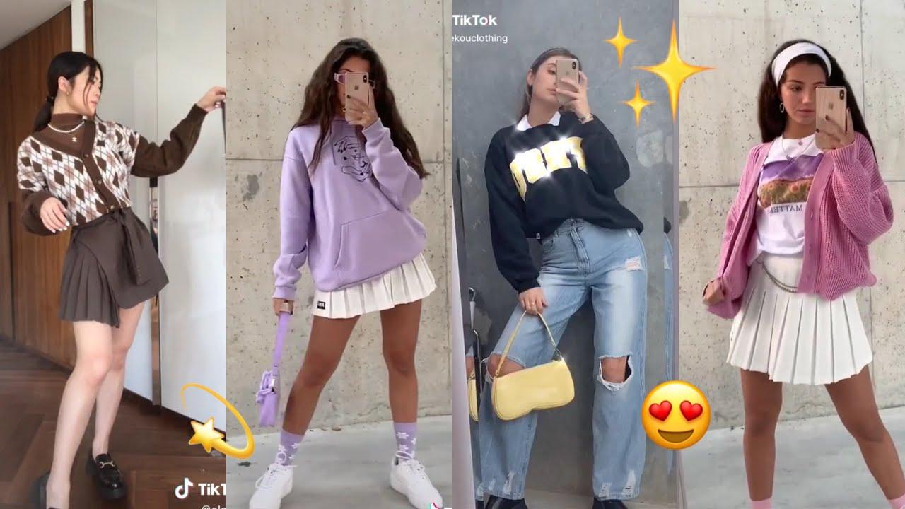 8 Xu hướng thời trang TikTok