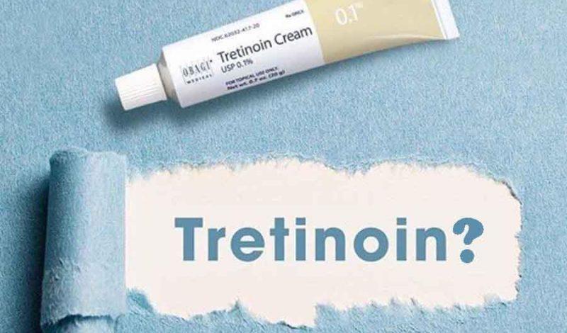Tretinoin là gì? Sự khác biệt với Retinol và Cách sử dụng tretinoin trị mụn đúng