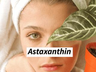 """Astaxanthin: Bí quyết làm đẹp cho làn da """"trẻ mãi không già"""""""