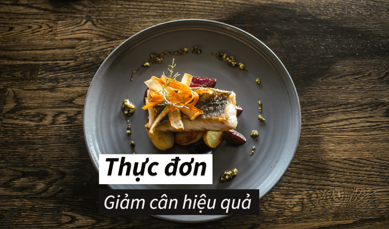 22 món ăn giảm cân cấp tốc, thực phẩm giảm cân dễ làm tại nhà