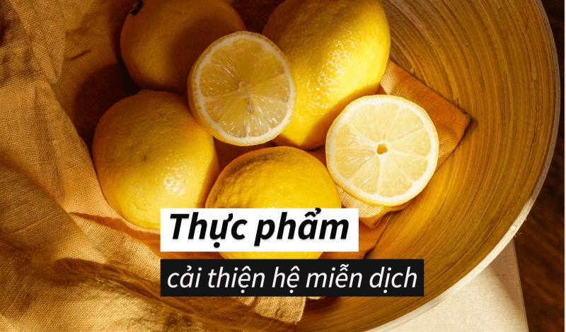 12 thực phẩm giàu vitamin C giúp cải thiện hệ miễn dịch