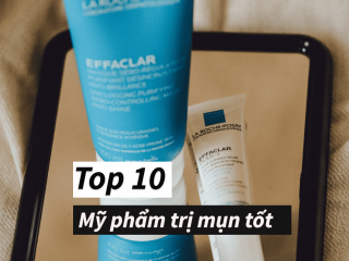 Editor's Pick: Top 12 sản phẩm trị mụn và kem chấm mụn tốt nhất hiện nay