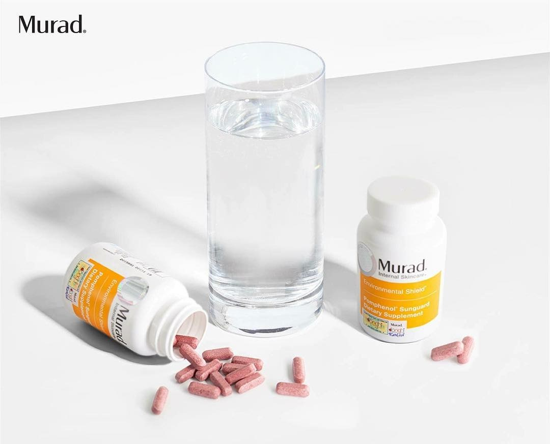 Chống nắng Murad Pomphenol Sunguard Dietary Supplement
