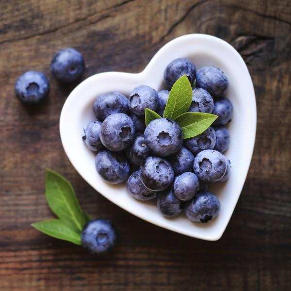 các loại trái cây việt quất