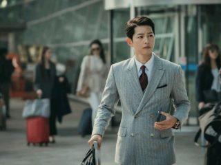 """Ngắm Song Joong Ki trong Vincenzo – Đẹp từ thần thái lẫn phong cách thời trang ăn mặc """"đỉnh của chóp"""""""