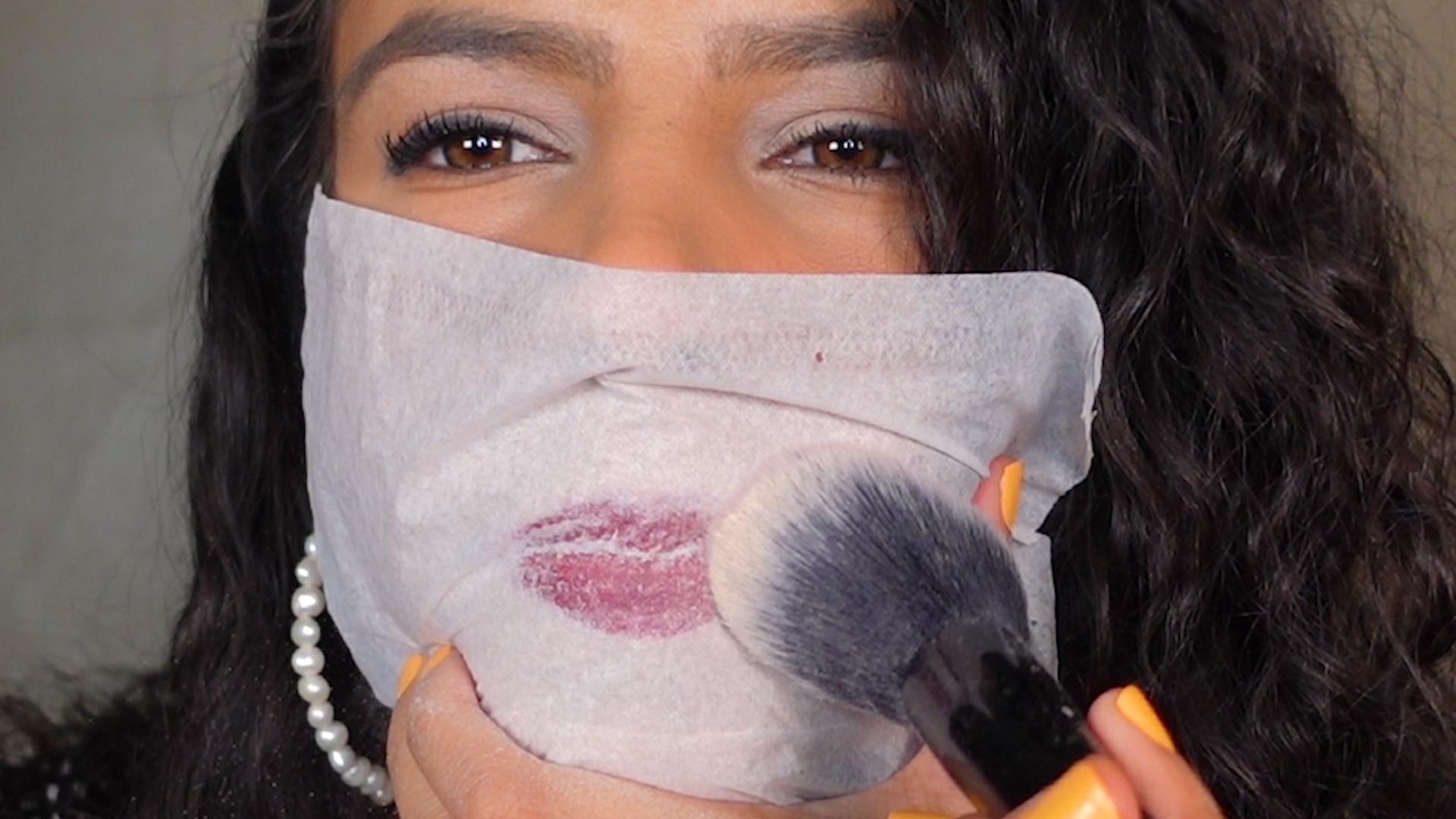 xu hướng makeup tiktok thịnh hành