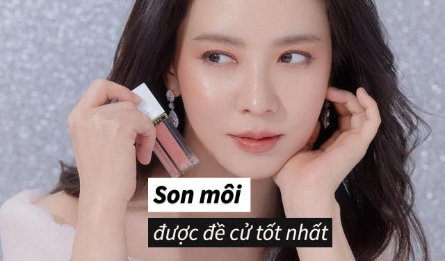 TOP 8 Son Kem Lì được beauty blogger săn lùng nhất 2021