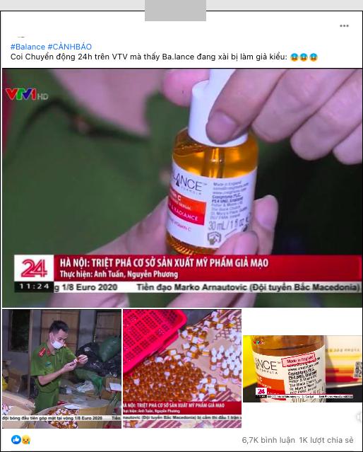 HÀNG NHÁI serum balance