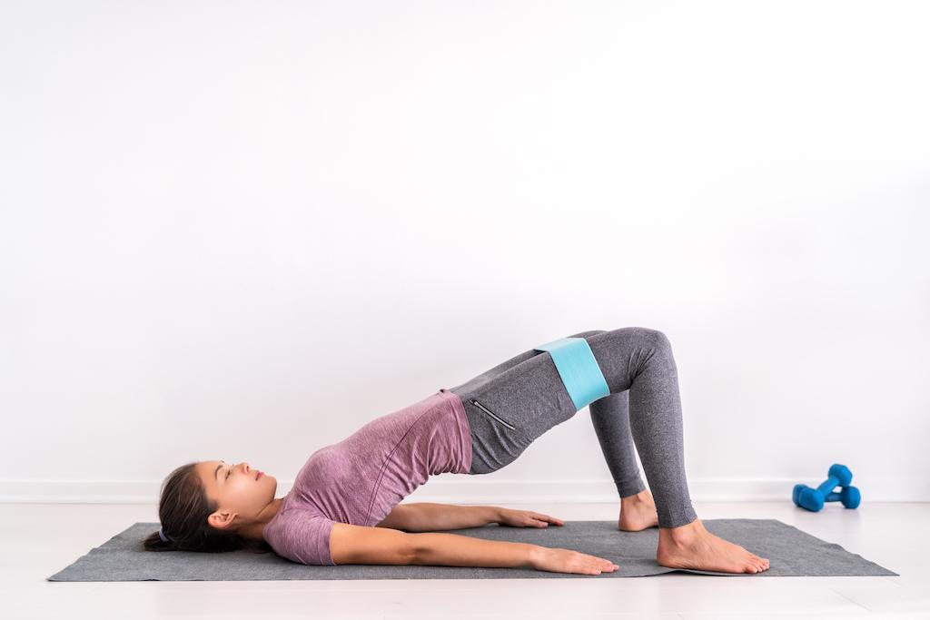 bài tập đẩy hông
