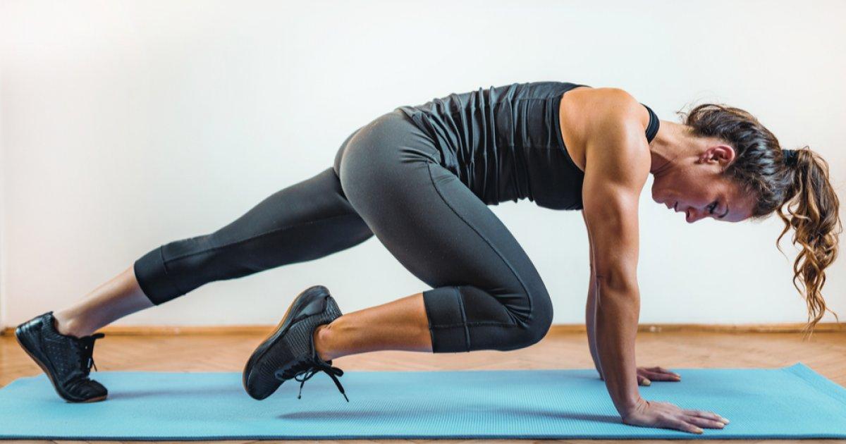 Thử các bài tập thể dục cường độ cao, thời gian ngắn