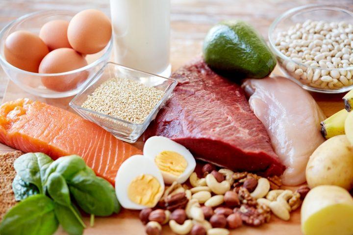 bổ sung chát đạm và protein