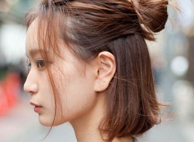 """10 cách búi tóc ngắn """"cực chất"""" để thay đổi mái tóc nhàm chán của bạn"""