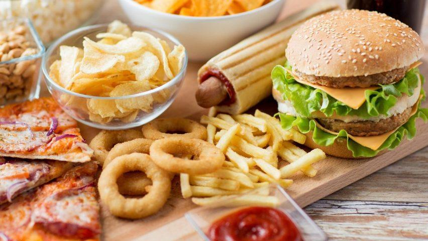 Giảm cân tại nhà bằng cách hạn chế thức ăn nhanh