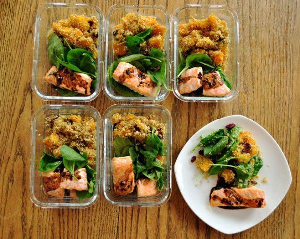 Kết hợp và chia nhỏ bữa ăn giúp tiêu thụ calo giảm cân tốt hơn